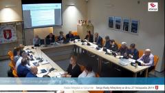 XV sesja Rady Miejskiej w Sztumie. Zobacz na żywo.