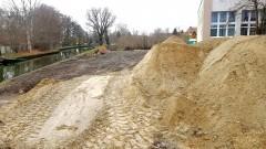 Rozpoczęła się budowa bulwarów nad Tugą w Nowym Dworze Gdańskim