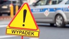 Wypadek drogowy w Solnicy – weekendowy raport nowodworskich służb mundurowych.