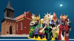 Zapraszamy do udziału w malborskim Orszaku Trzech Króli.