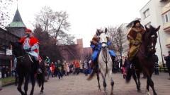 Wielki Orszak Trzech Króli w Malborku. Zobacz wideo.