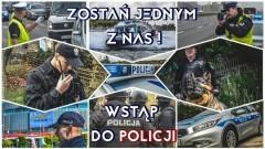 Terminy przyjęć do służby w Policji na rok 2020