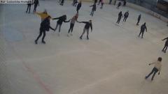 Ferie w Malborku. Darmowe wejście na lodowisko dla uczniów podstawówek.