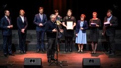 Klub Nowodworski - Stowarzyszenie Miłośników Nowy Dwór Gdański z wyróżnieniem od Bursztynowego Mieczyka