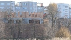 Zobacz postęp prac przy budowie kamienic na Starym Mieście.