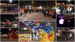 CarSpot Malbork. Charytatywny zlot na rzecz malborskiego REKS-a. Foto i wideo relacja - 25.01.2020
