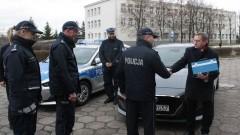 Flota malborskiej policji powiększyła się o dwa radiowozy.