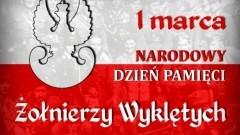 Malborskie obchody Dnia Pamięci Żołnierzy Wyklętych.