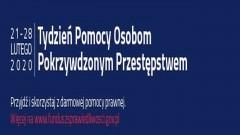 Tydzień Pomocy Osobom Pokrzywdzonym Przestępstwem w Sztumie. Akcja MGOPS.