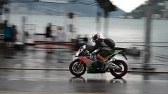 Wypadek motocyklisty – raport nowodworskich służb mundurowych.
