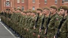 Komunikat Dowództwa WOT ws. zaangażowania żołnierzy w walkę z koronawirusem.