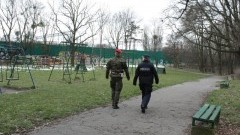 Na ulicach powiatu malborskiego wzmożone patrole funkcjonariuszy.