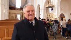 Wielkanocne życzenia od Burmistrza Nowego Stawu, Jerzego Szałacha.