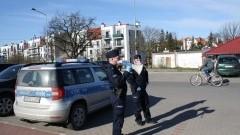 Podczas świąt prawie 100 policjantów na ulicach powiatu malborskiego.