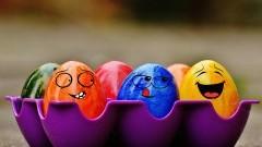 Spokojnych Świąt Wielkanocnych. Radosnego ALLELUJA!. Mimo wszystko zdrówka.
