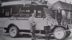 60-lecie malborskiej komunikacji miejskiej