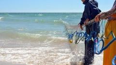 Pies zaplątany w rybacką sieć – raport nowodworskich służb mundurowych.