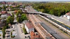 Pożar siarki w kolejowym wagonie – weekendowy raport malborskich służb mundurowych.