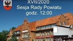 XVII/2020 - Sesja Rady Powiatu Malborskiego. Oglądaj na żywo