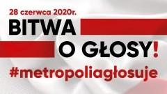 Metropolia głosuje! - miasta, gminy i dzielnice OMGGS ścigają się o najwyższą frekwencję !
