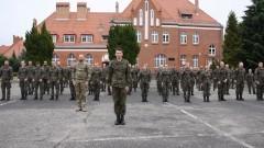 Terytorialsi z Malborka w #GaszynChallenge wsparli rehabilitację Julki Kapały.