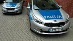 Pijany kierowca uciekał przed policyjną kontrolą.