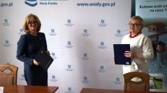 Umowa na budowę wrót przeciwsztormowych na rzece Tudze podpisana.