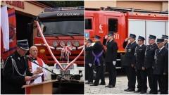 Nowy wóz strażacki trafił do ochotników ze Sztutowa.