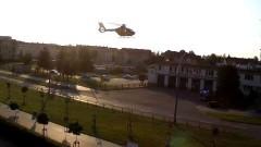 Poparzone wrzątkiem dziecko zabrane LPR do Gdańska.