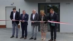 Uroczyste otwarcie rozbudowanej Szkoły Podstawowej w Nowej Wsi Malborskiej.
