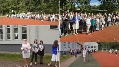 W Krynicy Morskiej uczniowie rozpoczęli nowy rok szkolny.