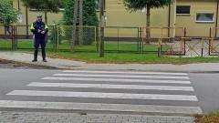 Policyjne działania na terenie powiatu nowodworskiego.