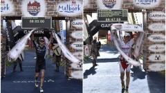 Podczas Castle Triathlon Malbork 2020 pobito rekord Polski. Miłosz Sowiński i Ewa Bugdoł Mistrzami Polski.