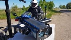 """Policyjne działania """"Prędkość"""" na terenie powiatu nowodworskiego."""