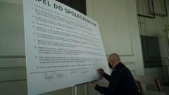 """Apel do społeczeństwa po pomorskiej debacie """"Koronawirus oczami ekspertów""""."""