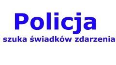 Policja szuka świadków kradzieży.