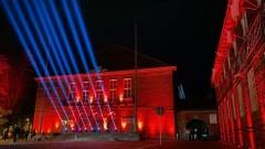 11 listopada 1918 r. Polska odzyskała niepodległość. Zobacz iluminację ŻOK-u z tej okazji.