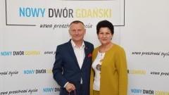Burmistrz Jacek Michalski podziękował za współpracę merowi miasta Sarny.