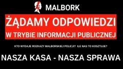 Malbork. Ciąg dalszy sprawy zatrzymania 16-latków. Akcja MSK - napisz list do Komendanta Policji w Malborku.