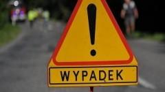 Dwie osoby poszkodowane w wypadku w Junoszynie – raport nowodworskich służb mundurowych.