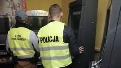 Malbork. Policjanci zabezpieczyli nielegalne automaty do gier hazardowych dzięki Krajowej Mapie Zagrożeń Bezpieczeństwa.