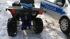 16-latek uciekał quadem przed policjantami – raport sztumskich służb mundurowych.