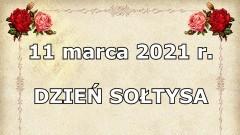 Gmina Malbork. Życzenia Wójta i dyrektora GOKSRTiZ z okazji Dnia Sołtysa.