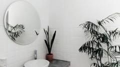Jak sprytnie urządzić małą, prostokątną łazienkę?