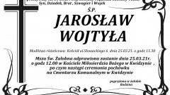 Zmarł Jarosław Wojtyła. Żył 50 lat.
