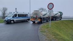 """Nowy Dwór Gdański. Uwaga, kierowcy – dzisiaj policyjne działania """"Bus & Truck (SENT)""""."""