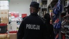 Malbork. Przed świętami wzmożone kontrole policjantów i pracowników sanepidu.
