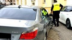 Kierowca z sądowym zakazem prowadzenia pojazdów zatrzymany przez pomorską KAS.
