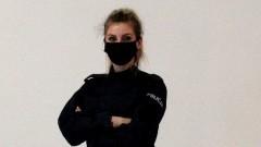 Malbork. Nowa policjantka w malborskiej komendzie. Ty też możesz zostać pomorskim policjantem.
