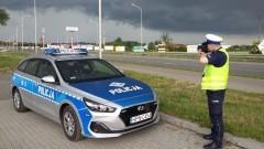 """Malbork. Uwaga, kierowcy - noga z gazu! Dzisiaj policyjne działania """"Kaskadowy pomiar prędkości""""."""